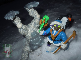 Yeti' nuther abominable adventure v