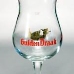 ベルギービール大好き!!【グーデン・ドラークの専用グラス(small)】(管理人所有 )