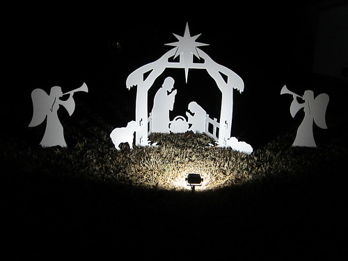 roadside nativity #7