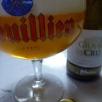 ベルギービール大好き!! サン・フーヤン グランクリュ St.Feuillien Grand Cru