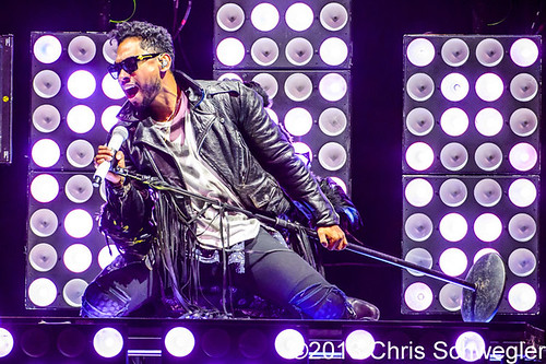 Miguel – 12-16-13 – Would You Like A Tour, The Palace Of Auburn Hills, Auburn Hills, MI