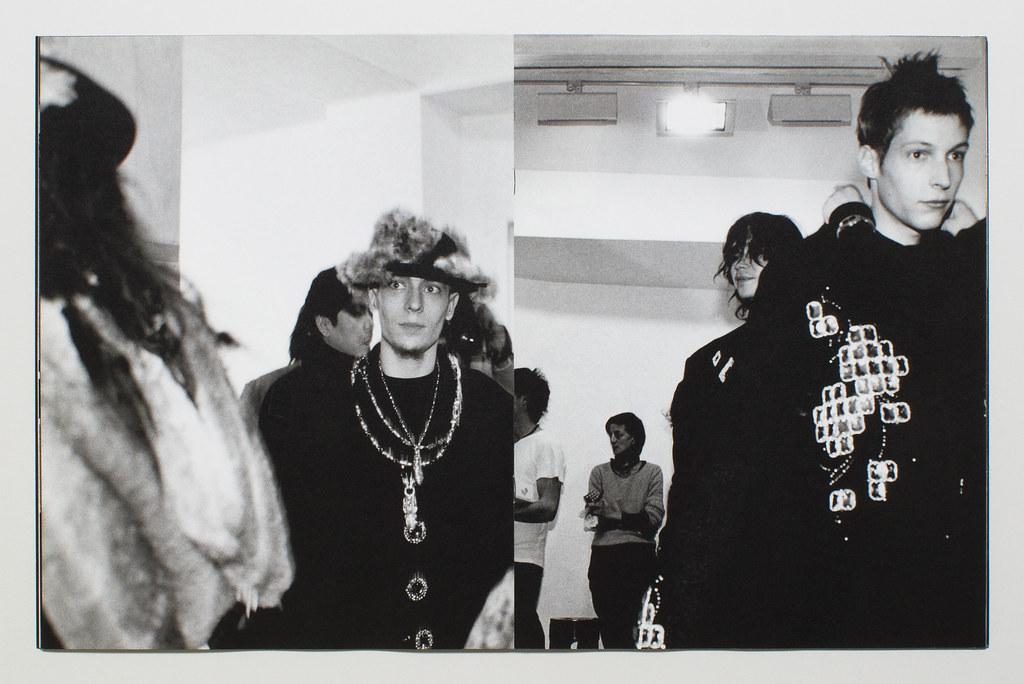 Yohji Yamamoto Pour Homme Lookbook F:W 2000 6