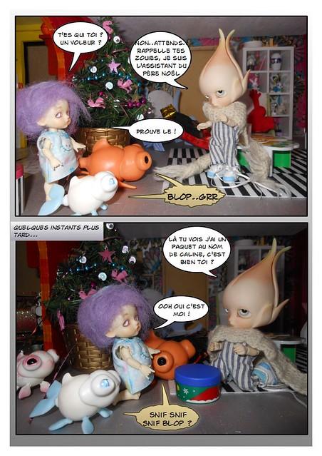 Un oignon à Noël partie 5 - fin