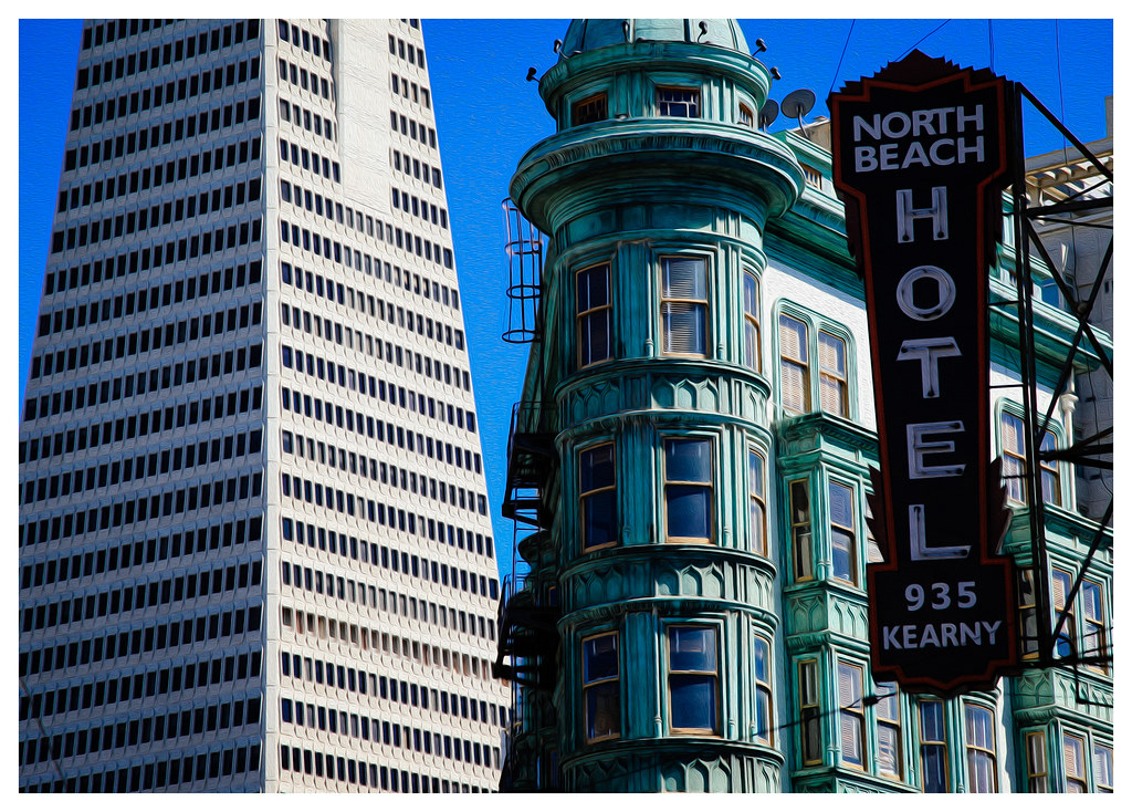 North Beach Hotel - San Francisco - 2009