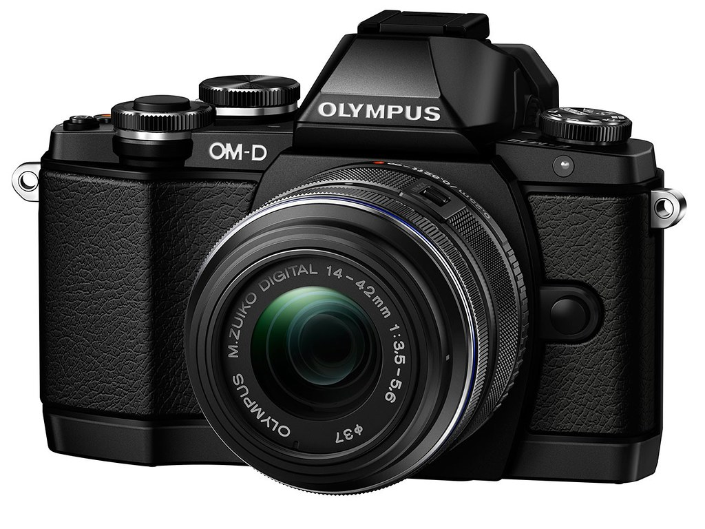 Olympus E-M10, A Budget Version Of The Awesome OM-D