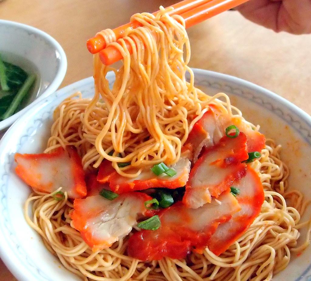 JB Food Trail part 2: RESTORAN CHIN CHIN (晶晶云吞面)