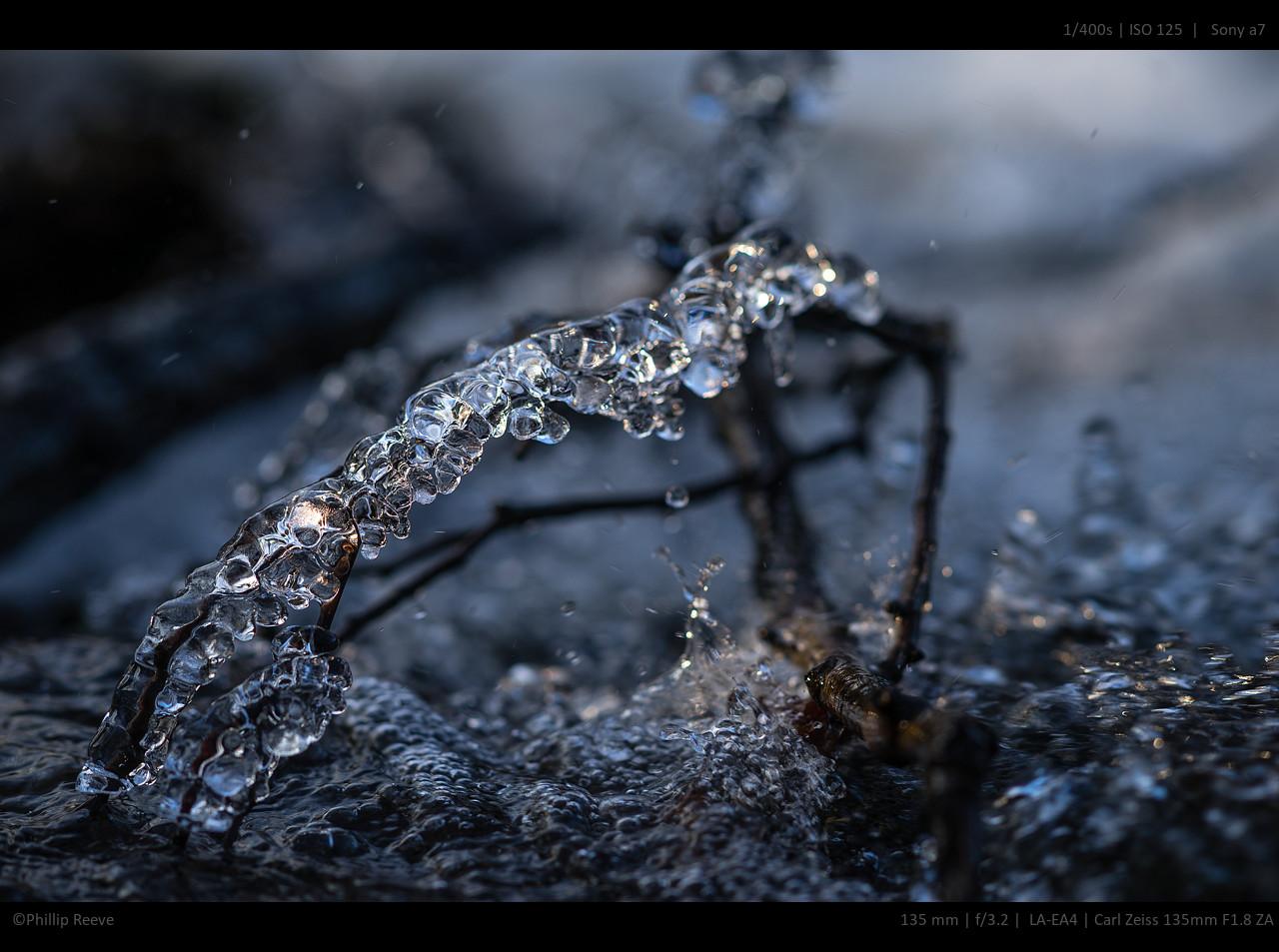 Eis im Licht II