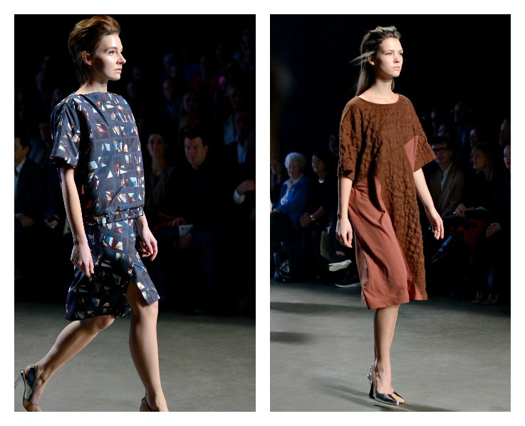 Collage 2 Ready To Fish By Ilja, Amsterdam Fashion Week