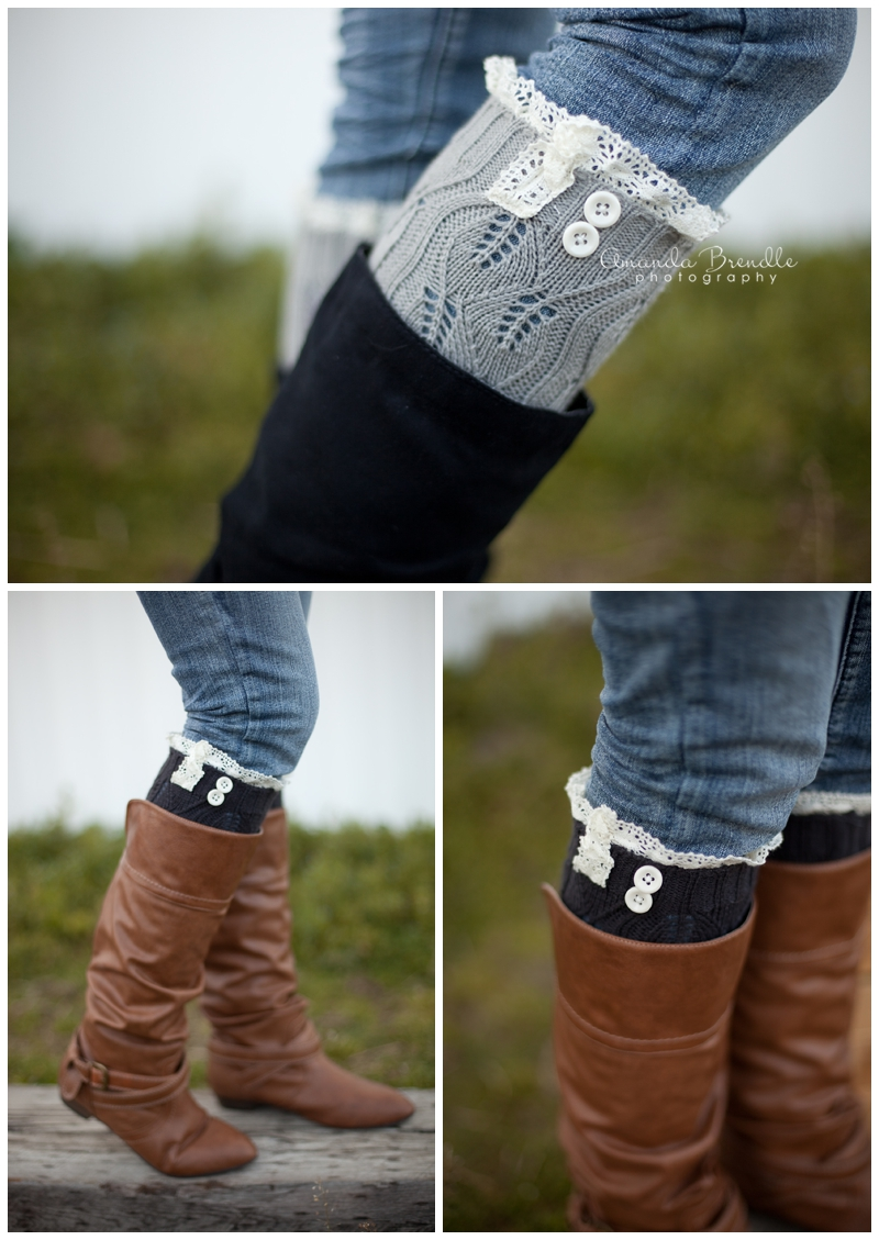 CoziBear Boutique Leg warmers | Raleigh, NC Product Photographer Amanda Brendle Photography