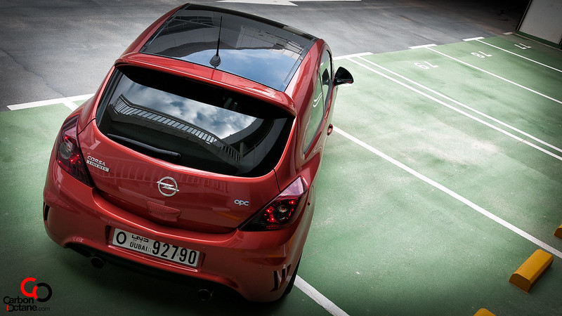 opel corsa opc nurburgring edition review carbonoctane. Black Bedroom Furniture Sets. Home Design Ideas
