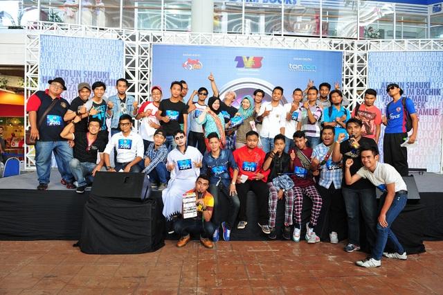 Sesi Uji Bakat Terakhir BMB Di Kuala Lumpur Meriah