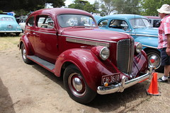 1938 Dodge 2 door Sloper Coupe