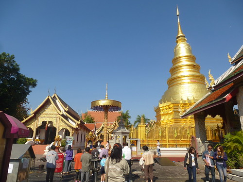 TH-Lamphun-Wat Phra That Haripunchai (42)