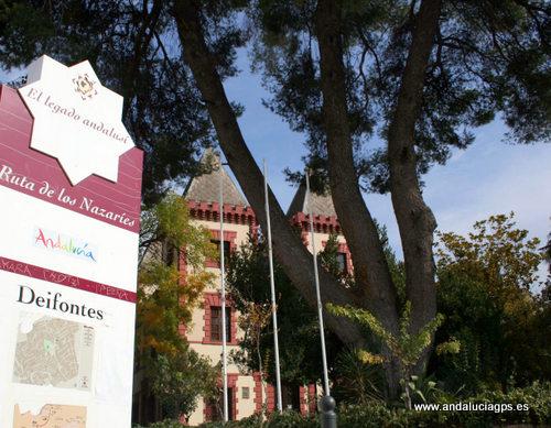 Granada - Deifontes - Vista general
