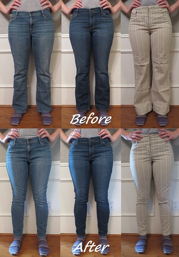 Skinnies - Before & After