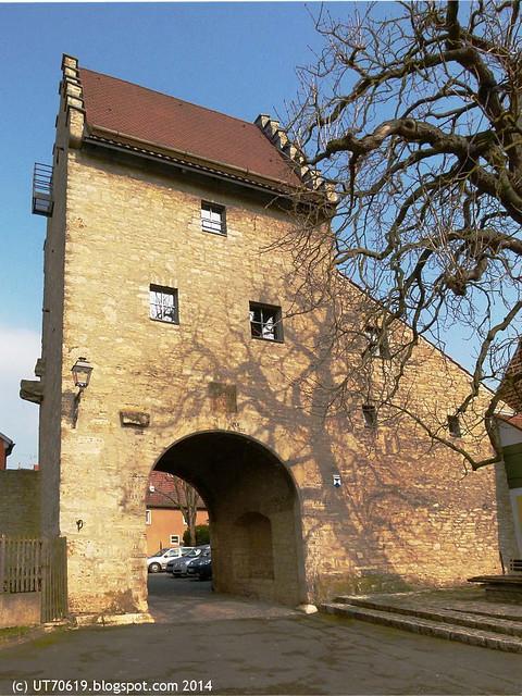 frickenhausen unteres tor w