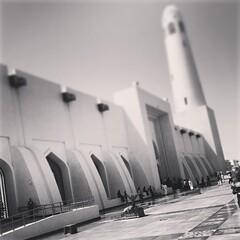 جامع محمد بن عبد الوهاب#جامع#مسجد#محمد_بن_عبد_الوهاب#الجمعة#قطر#الدوحة#مدينة_خليفة#mosque#masjid#mosque#qatar #doha #instamosque#instadoha #instaqatar #instaday #instab&w#b&w#bw#bl