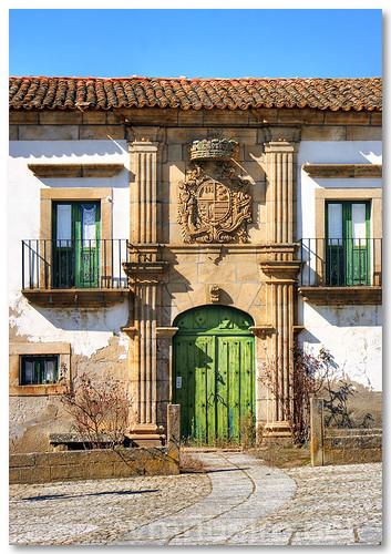Solar dos Saraivas, ou Casa do Fidalgo by VRfoto