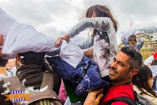 International Pillow Fight Day 2014