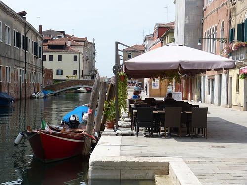 Venice, quiet canals