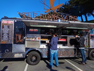 The Boneyard Food Truck in San Francisco