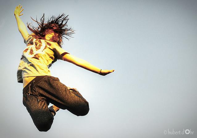 Hubert Dohr - i am flying