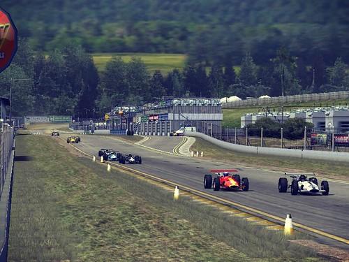 F1 Legends Racing rFactor