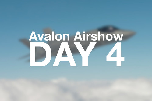 Airshow Day 4