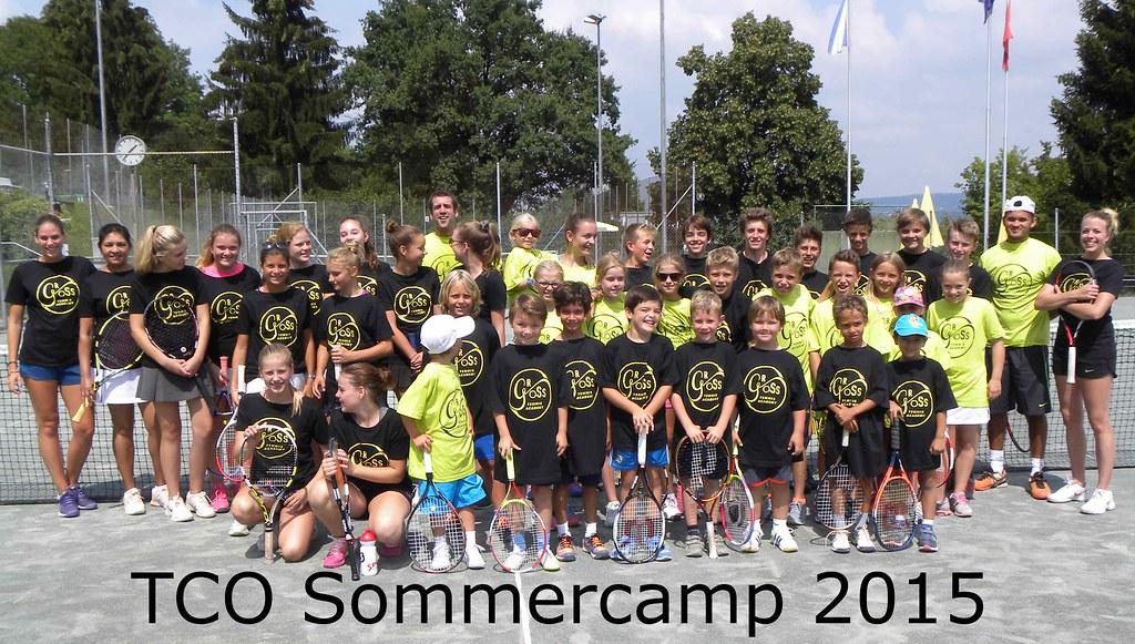 2015, August - Sommercamp