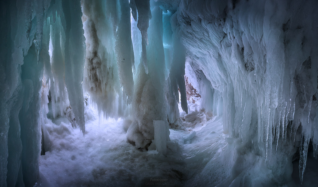 'Into the Labrynth' - Jasper National Park
