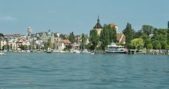 Bodamské jezero – průzračné jezero protkané sítí cyklostezek