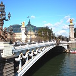 ภาพของ Champs Élysées. pariscity seineriver pontalexandreiii