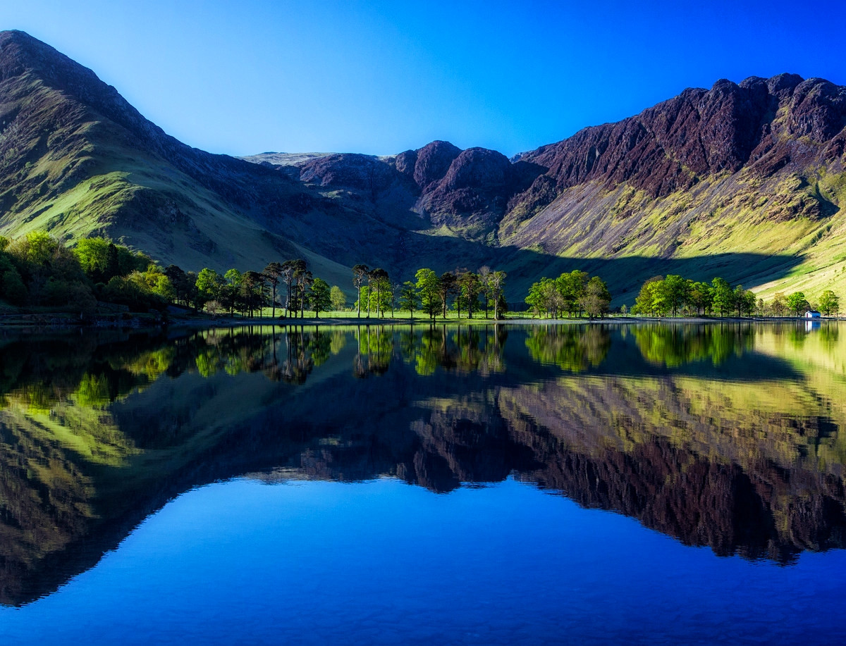 Buttermere, Lake District. Credit john mcsporran, flickr