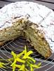 Gâteau aux panais et au sirop d'érable / Parsnip and Maple Syrup Cake