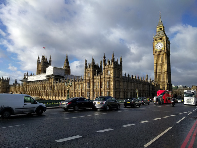 Big Ben and Westminster