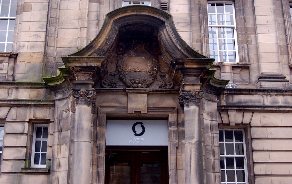 Scottish Opera, Elmbank Street