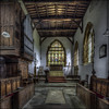Everdon Church Interior by Darwinsgift