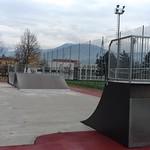 Skatepark Mori, Trento, Italy