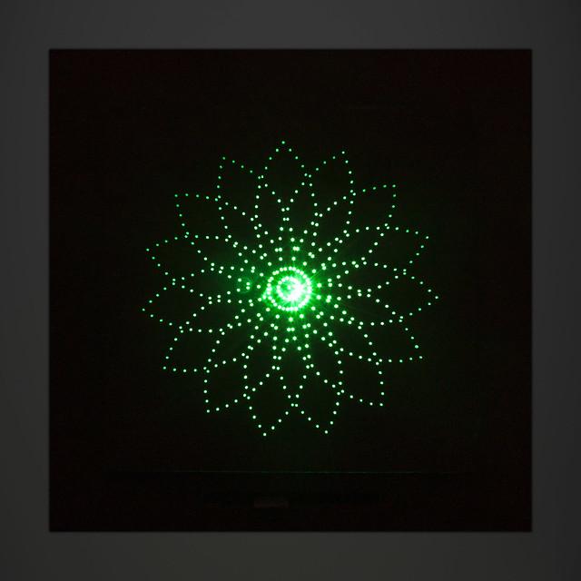 Paper Star: Green