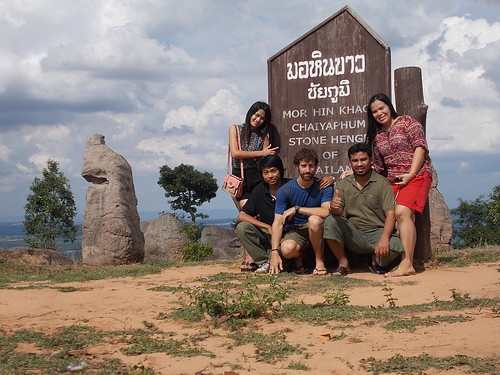 Backpacking Chaiyaphum