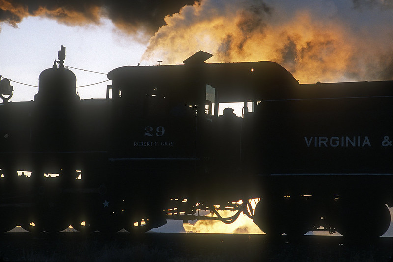 Virginia & Truckee no. 29