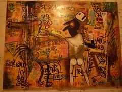 Exposición Indian JOE de Francisco de Pájaro