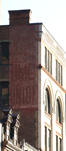 Times Union - Ghost Sign-8743