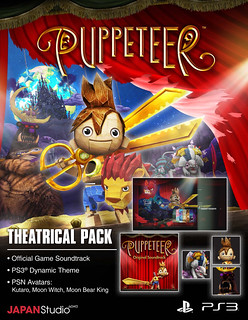Puppeteer: Theatrical Pack