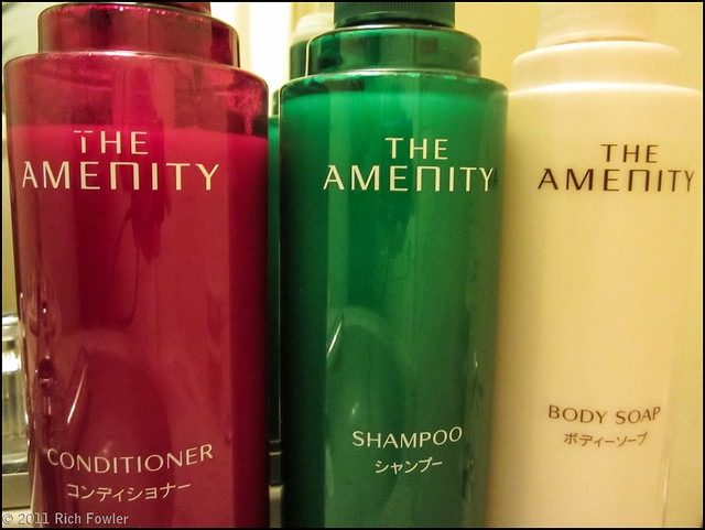 The Hotel's Amenities!