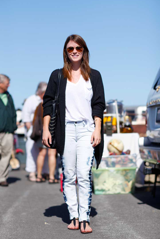 denim_af street fashion, women, street style, Alameda Flea Market, Quick Shots