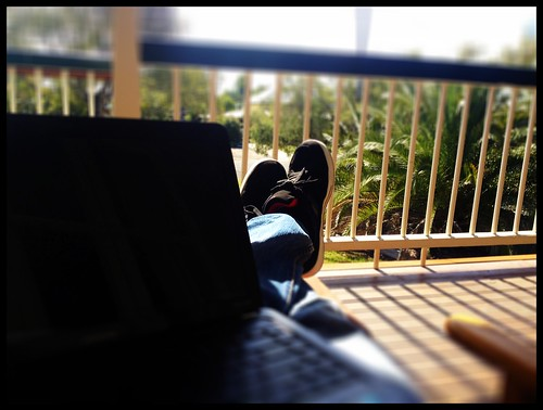 Home Office Sun Deck