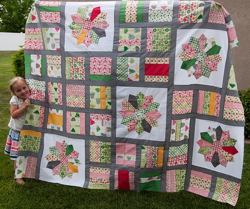 The Middle's Quilt Top