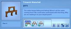 Trinarch Waterfall