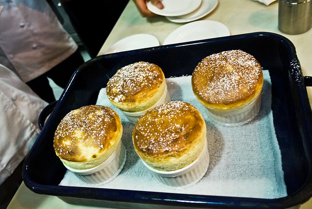 Custard, Pudding and Souffles